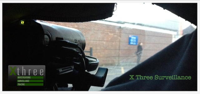 Surveillance experts in Manchester
